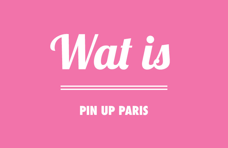 Wat is Pin Up Paris