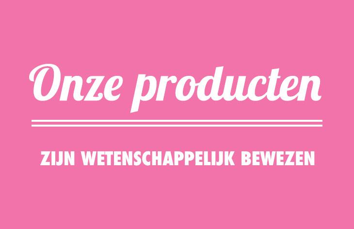 Onze producten